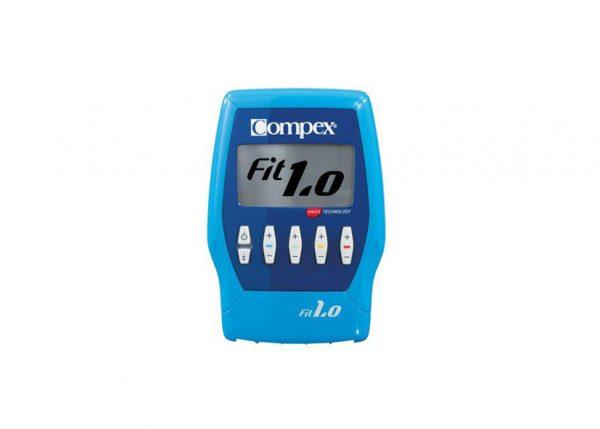 ELEKTROSTYMULATOR COMPEX FIT 1.0 przeznaczono dla fanów fitness, którzy ćwiczą 1-3 razy w tygodniu. Urządzenie jest wybierane przez osoby dbające o wygląd i zdrowie. Stymulator mięśni FIT 1.0 nie jest wyposażony w technologię MI, posiada jednak podstawowe funkcji stymulacji elektrycznej.