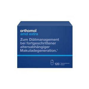 Orthomol Amd extra kapsułki 120 szt.