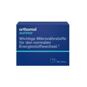 Orthomol Aurinor 30 kapsułek + granulki