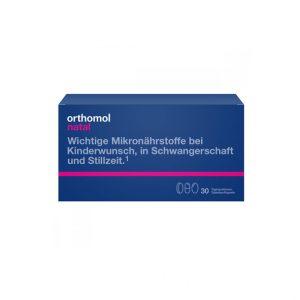 Orthomol Natal tabletki+kapsułki.