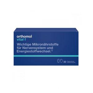 Orthomol Vital F 30 tabletki+kapsułki