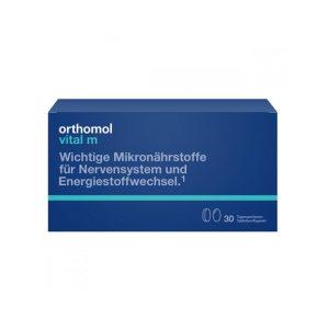 Orthomol Vital M 30 tabletki+kapsułki