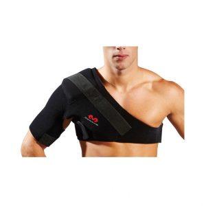 MCDAVID - 462 UNIWERSALNY STABILIZATOR RAMIENIA. Dający się regulować stabilizator ramienia idealnie nadaje się do łagodzenia objawów zwichnięć, nadwyrężeń, zapalenia kaletki i zapalenia ścięgien.