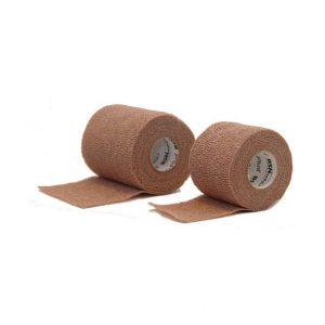BSN Medical - Coban (tzw. Kora). Najnowszej generacji samo przylegający bandaż elastyczny.