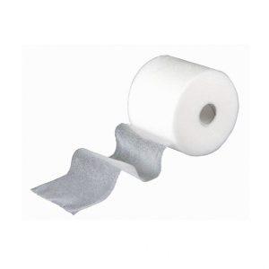 BSN Medical - Pianka biała - podkład pod tape 7,5 cm x 27 m. Stosowana jako pierwsza warstwa bezpośrednio na podrażnione miejsce, także jako podkład pod bandaże jaki i do tapingu.