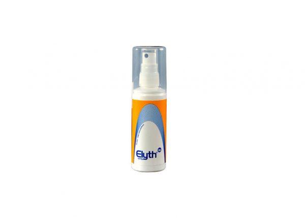 ELYTH - W spray gojący. Produkt medyczny o wspomagającym, antybakteryjnym i zmniejszającym przekrwienie działaniu. Jedyny taki produkt na rynku.