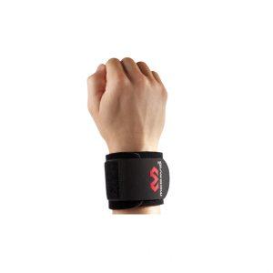 McDavid - Ochraniacz Stawu Nadgarstkowego. Neoprenowa opaska nadgarstka jest pokryta po obu stronach tkaniną nylonową.
