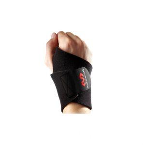 McDavid - Neoprenowy ochraniacz nadgarstka jest pokryty po obu stronach tkaniną nylonową.