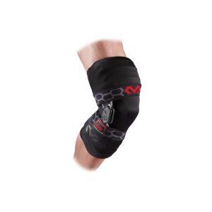 McDavid - Stabilizator kolana ELITE Poziom 3+. Łatwo dopasowująca konstrukcja umożliwia pełną regulację oraz wygodę.
