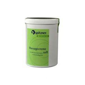 SPITZNER - Massage Creme Soft 1000 ml. Flagowy produkt marki Spitzner. Używany w salonach masażu, spa & wellness, profesjonalnych klubach sportowych i prywatnych gabinetach terapeutycznych.
