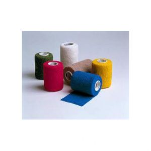BSN Medical - Coban 7,5 cm x 4,5 m kolor.Najnowszej generacji samo przylegający bandaż elastyczny.