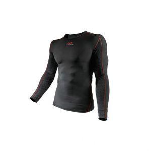 McDavid - Recovery Shirt. Technologia uciskowa stabilizuje i ogrzewa mięśnie, zapewnia ich lepszą pracę