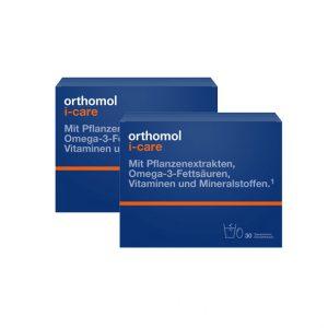 Orthomol i-Care proszek+kapsułki 30 szt_2PAK
