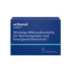 Orthomol VitalF kapsułki+ampułki