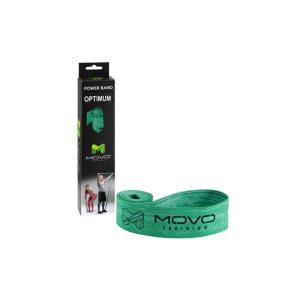 MOVO ® Power Band OPTIMUM to taśma, dzięki której wykonasz trening wzmacniający, rozciągający oraz stabilizacyjny.