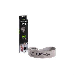 MOVO ® Power Band HARD to taśma, dzięki której wykonasz trening wzmacniający, rozciągający oraz stabilizacyjny.