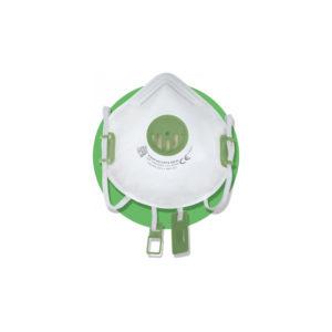 Maska ochronna filtrująca jednokrotnego użytku x 310 sv ffp3 rd