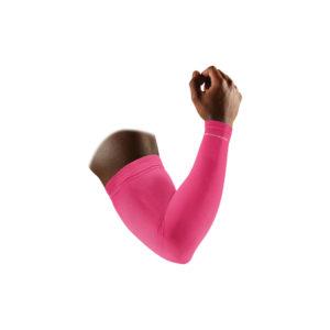 Mcdavid - rękaw uciskowy elite compression (różowy) / 8837