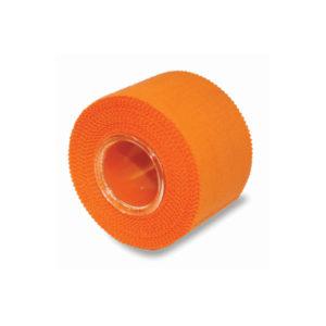 Mcdavid - sport tape premium (pomarańczowy) / 61400 3,8 cm x 10 m
