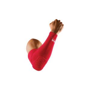 Mcdavid - ochraniacz na łokieć hex® (czerwony) / 6500