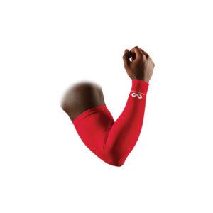 Mcdavid - rękaw kompresyjny compression arm sleeve (czerwony) / 6566