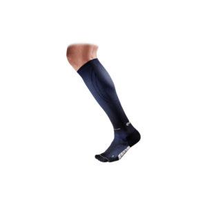 Mcdavid - skarpety kompresyjne active runners socks (niebieskie) / 8832