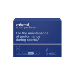 Orthomol sport perform granulat (24 szt.)