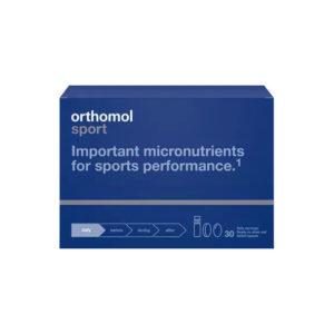 Orthomol sport ampułka + tabletka + kapsułka (30 szt.)