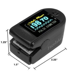 Fl 350 pulse oximeter(pulsoksymetr)