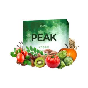 flavon peak veggie