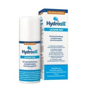 Hydrosil żel na rany