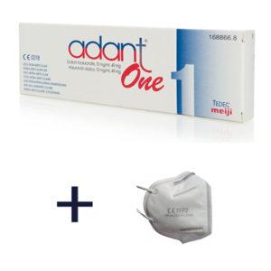Adant + maseczka FFP2
