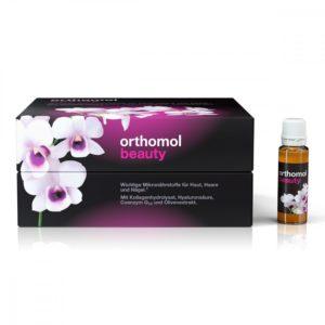 Orthomol beauty ampułki do picia